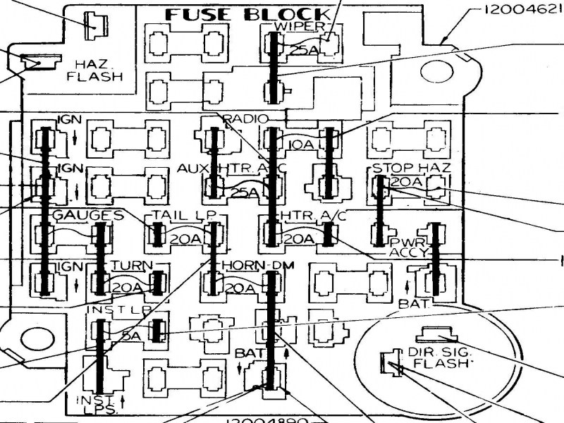 [ZC_0748] Chevy K10 Wiring Diagrams Free Diagram