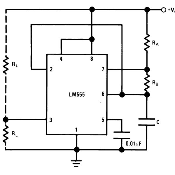 Cool Best Of 555 Timer Application Circuits Explained Wiring Cloud Licukaidewilluminateatxorg
