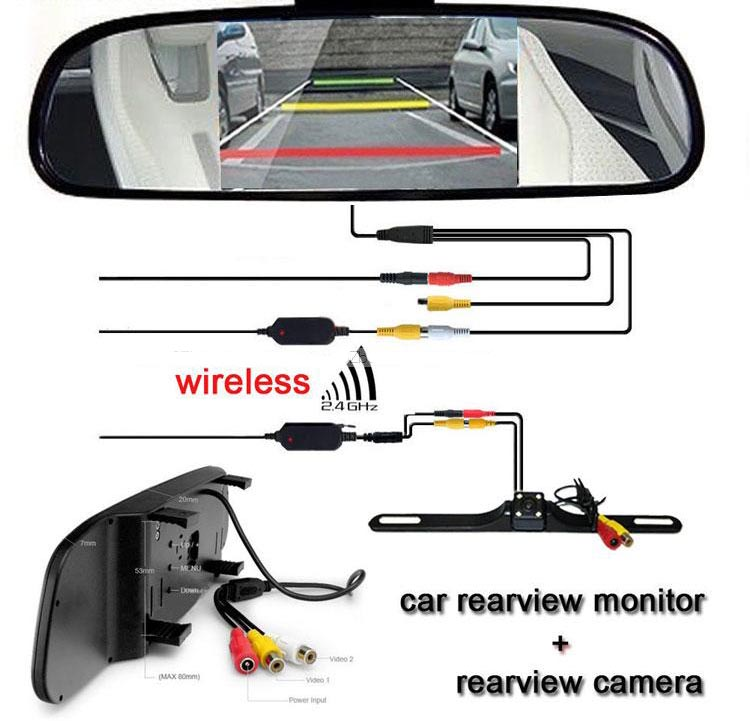 Kr 2115  Wiring Wireless Backup Camera Wiring Diagram