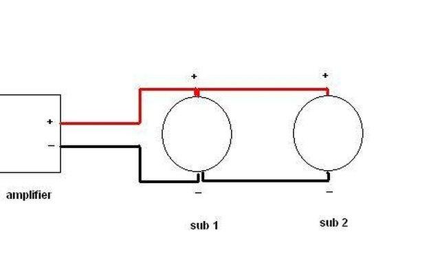Marvelous Monoblock Amp Wiring Diagram 2 Subs Basic Electronics Wiring Diagram Wiring Cloud Hemtegremohammedshrineorg