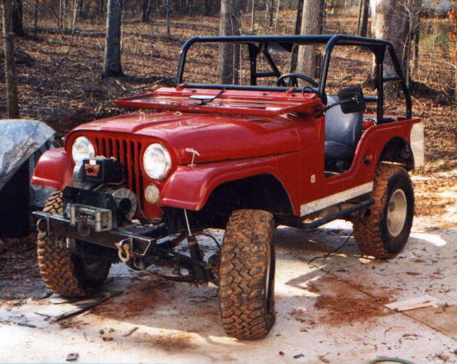 Ef 1558 1969 Jeep Wiring Diagram Wiring Diagram