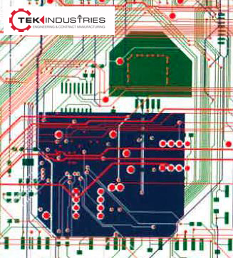 Cool Multilayer Printed Circuit Board Tek Industries Wiring Cloud Filiciilluminateatxorg