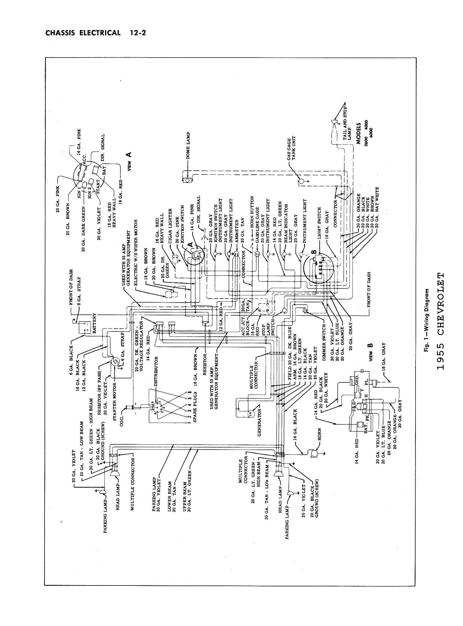Pleasing Chevy Wiring Diagrams Wiring Cloud Ymoonsalvmohammedshrineorg