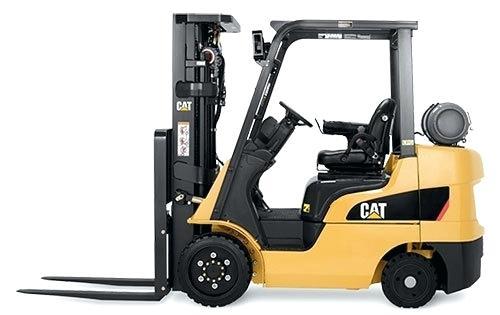 Cc 5021  Cat Fork Lift Parts Manual Pdf Forklift