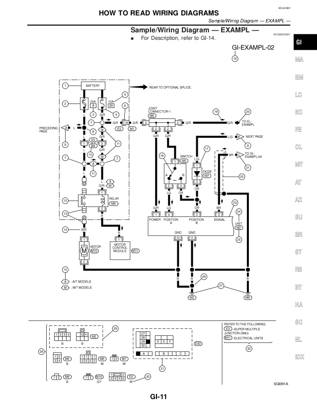 [EQHS_1162]  Infiniti G20 Wiring Diagram - Wiring Diagrams | Infiniti G20 Stereo Wiring Diagram |  | 15.a1.lesvignoblesguimberteau.fr