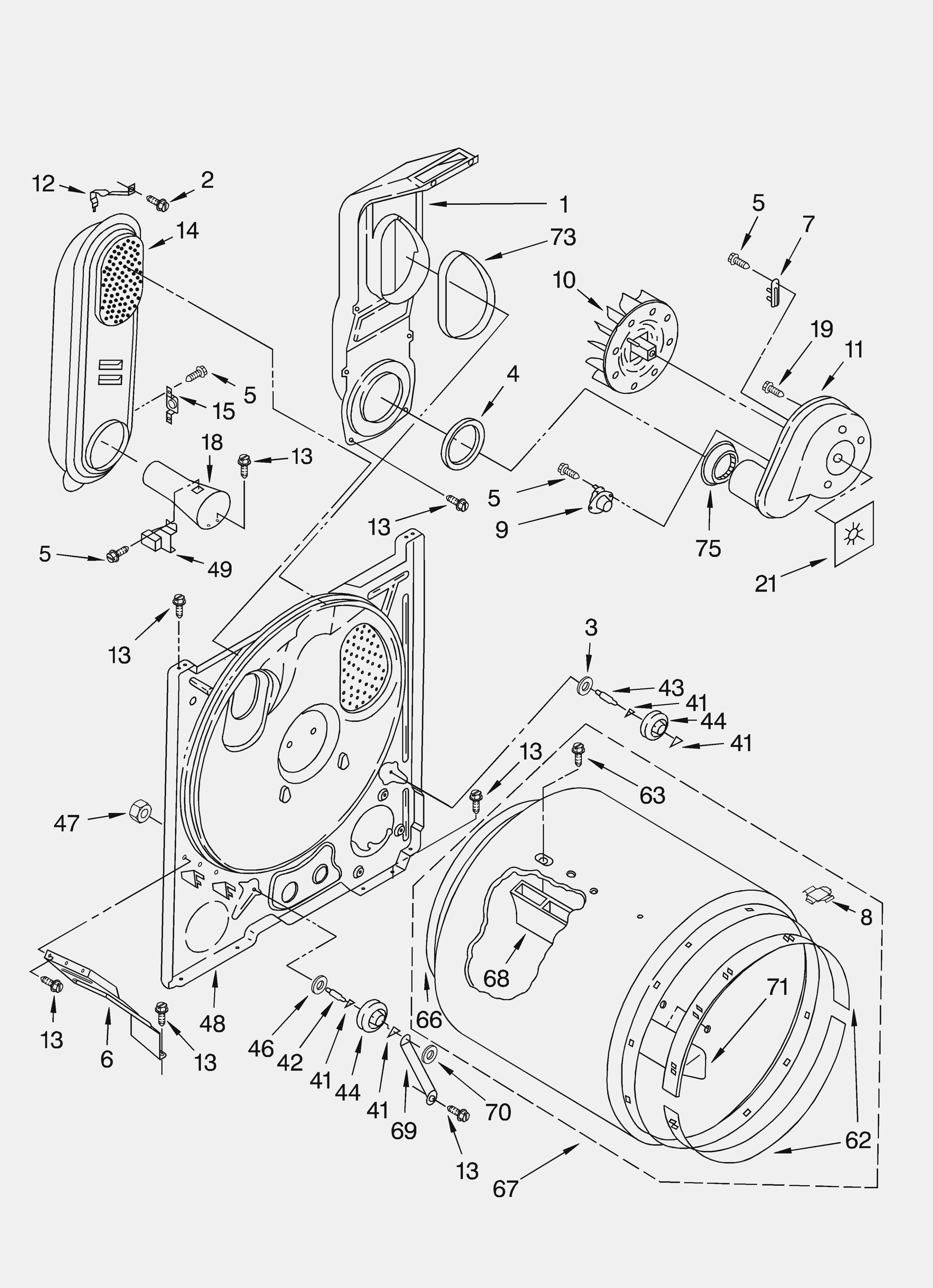 AH_1855] Estate Dryer Wiring Diagram Wiring DiagramWww Mohammedshrine Librar Wiring 101