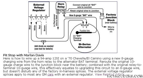 Gm External Voltage Regulator Wiring Diagram - Wiring Diagram Operation  menu-residence - menu-residence.cantierisanrocco.itcantierisanrocco.it