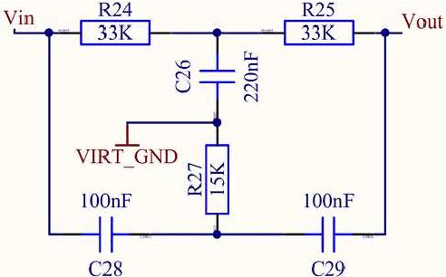 Astounding 50 Hz Twin T Passive Notch Filter Circuit Download Scientific Diagram Wiring Cloud Onicaxeromohammedshrineorg