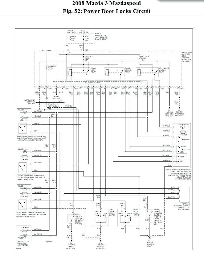 [DIAGRAM_5LK]  AG_0164] Central Processing Unitcpu And Theftdeterrent System Wiring Diagram  Free Diagram | Mazda Ac Wiring Diagram |  | Arcin Bupi Dylit Exmet Mohammedshrine Librar Wiring 101