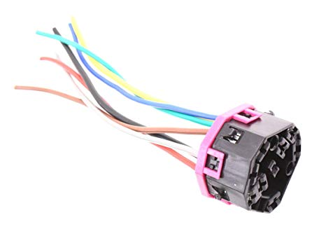 Swell Amazon Com Ignition Switch Wiring Plug Pigtail Compatible With Vw Wiring Cloud Onicaalyptbenolwigegmohammedshrineorg