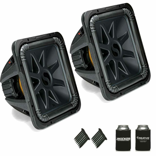 Pleasing Buy Kicker 44L7S152 L7 15 Subs Dual 2Ohm Voice Coils For Wiring To Wiring Cloud Gufailluminateatxorg