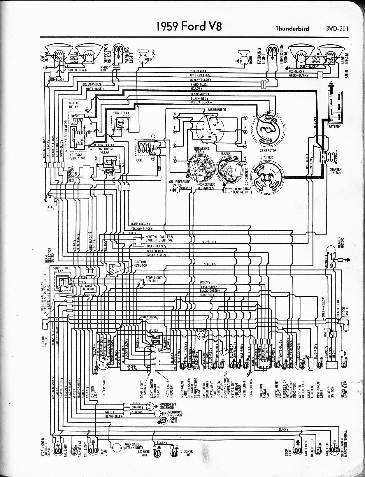 Sensational 57 65 Ford Wiring Diagrams Wiring Cloud Lukepaidewilluminateatxorg