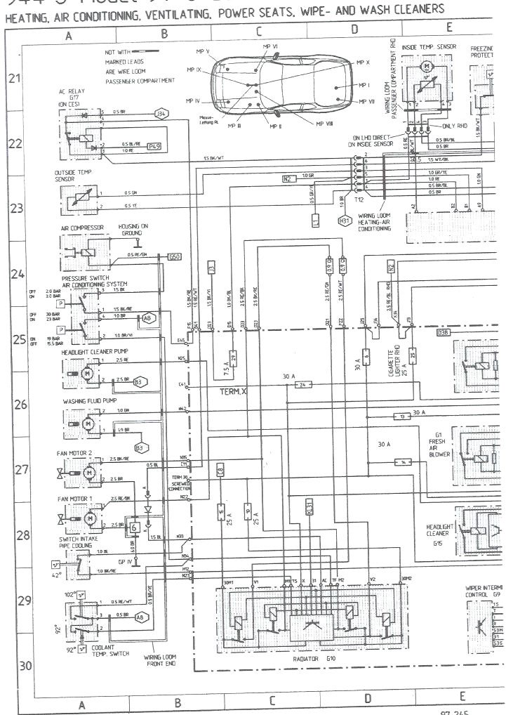 Super Porsche 968 Wiring Diagram Wiring Diagram Wiring Cloud Cranvenetmohammedshrineorg