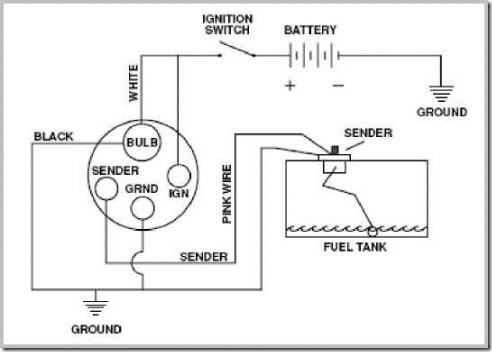 Superb Fuel Gauge Wiring Diagram Boat Basic Electronics Wiring Diagram Wiring Cloud Staixaidewilluminateatxorg
