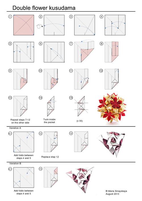 modular | Origami diagrams, Origami crafts, Origami ball | 707x500