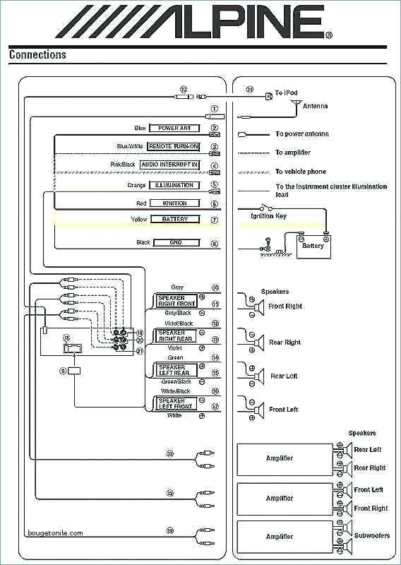 Pioneer Mosfet 50wx4 Wiring Diagram
