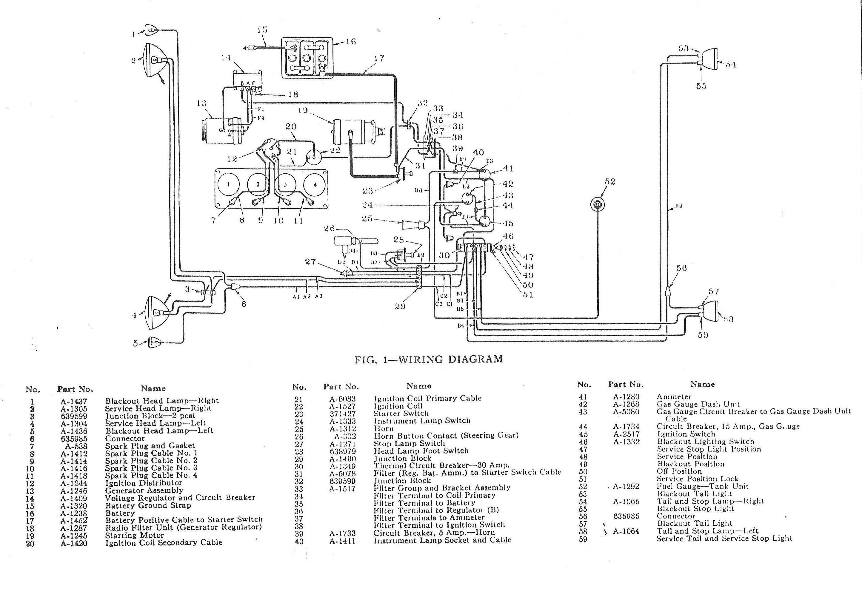 Ft 7569  Cj5 Heater Diagram Free Diagram