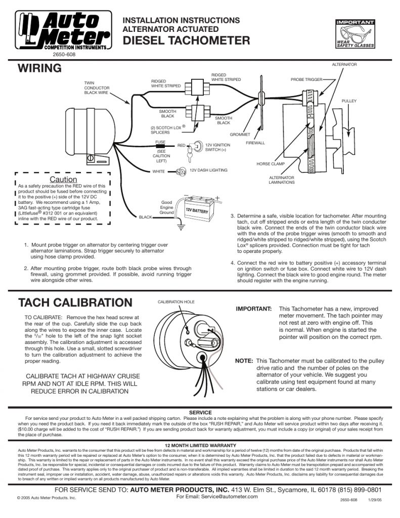 Auto Gauge Tachometer Wiring Diagram from static-assets.imageservice.cloud