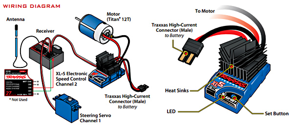 Pleasant Traxxas Wiring Diagram Wiring Diagram Tutorial Wiring Cloud Domeilariaidewilluminateatxorg