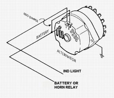 Mz 5887 1985 Gm Alternator Wiring