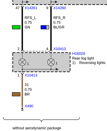Amazing 2011 R56 Reverse Light Wire For Backup Camera North American Motoring Wiring Cloud Xempagosophoxytasticioscodnessplanboapumohammedshrineorg