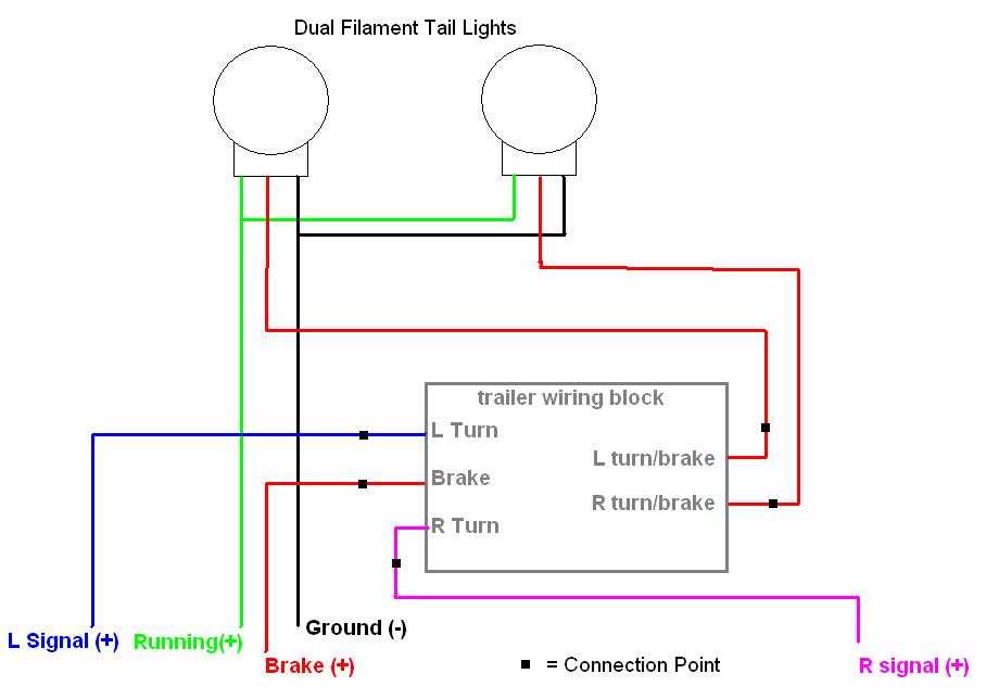 New Tail Light Wiring Diagram - 1985 Ford F150 Alternator Wiring Diagram  for Wiring Diagram SchematicsWiring Diagram Schematics