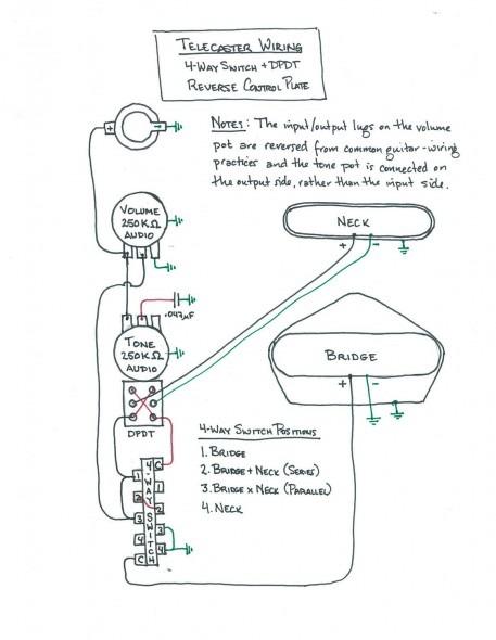 [WLLP_2054]   VA_0140] Telecaster Wiring Diagram 4 Way Switch Telecaster 4 Way Switch  Free Diagram | Fender Baja Telecaster Wiring Diagram Reverse |  | Dylit Eatte Mohammedshrine Librar Wiring 101