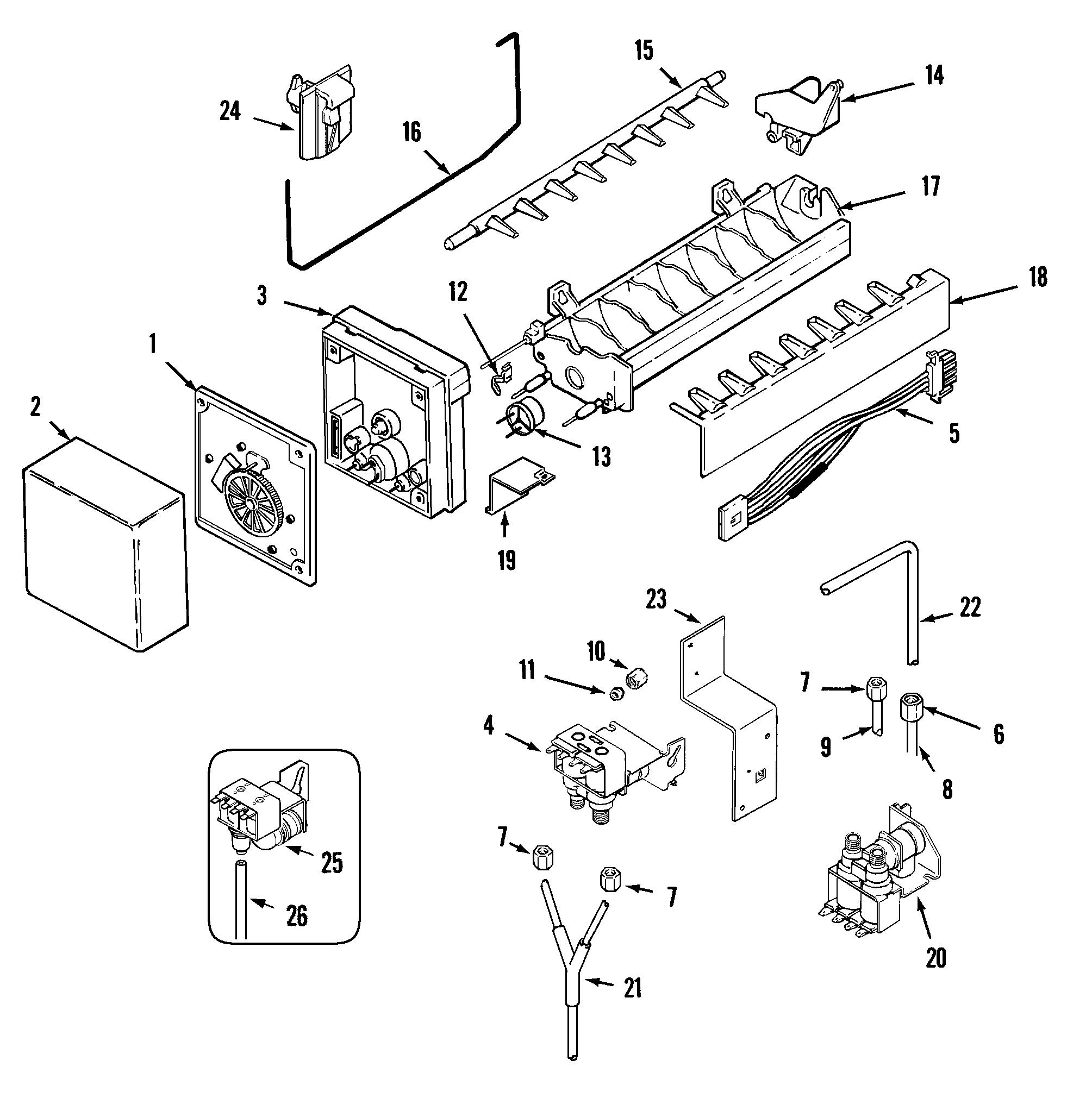 maytag diagrams cs 2493  maytag dishwasher parts diagram likewise whirlpool  maytag dishwasher parts diagram