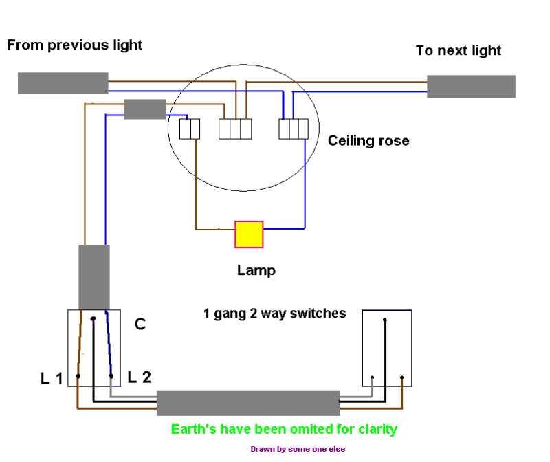 Diagram Fh 2705 Wiring 2 Way Light Switch Australia Wiring Diagram