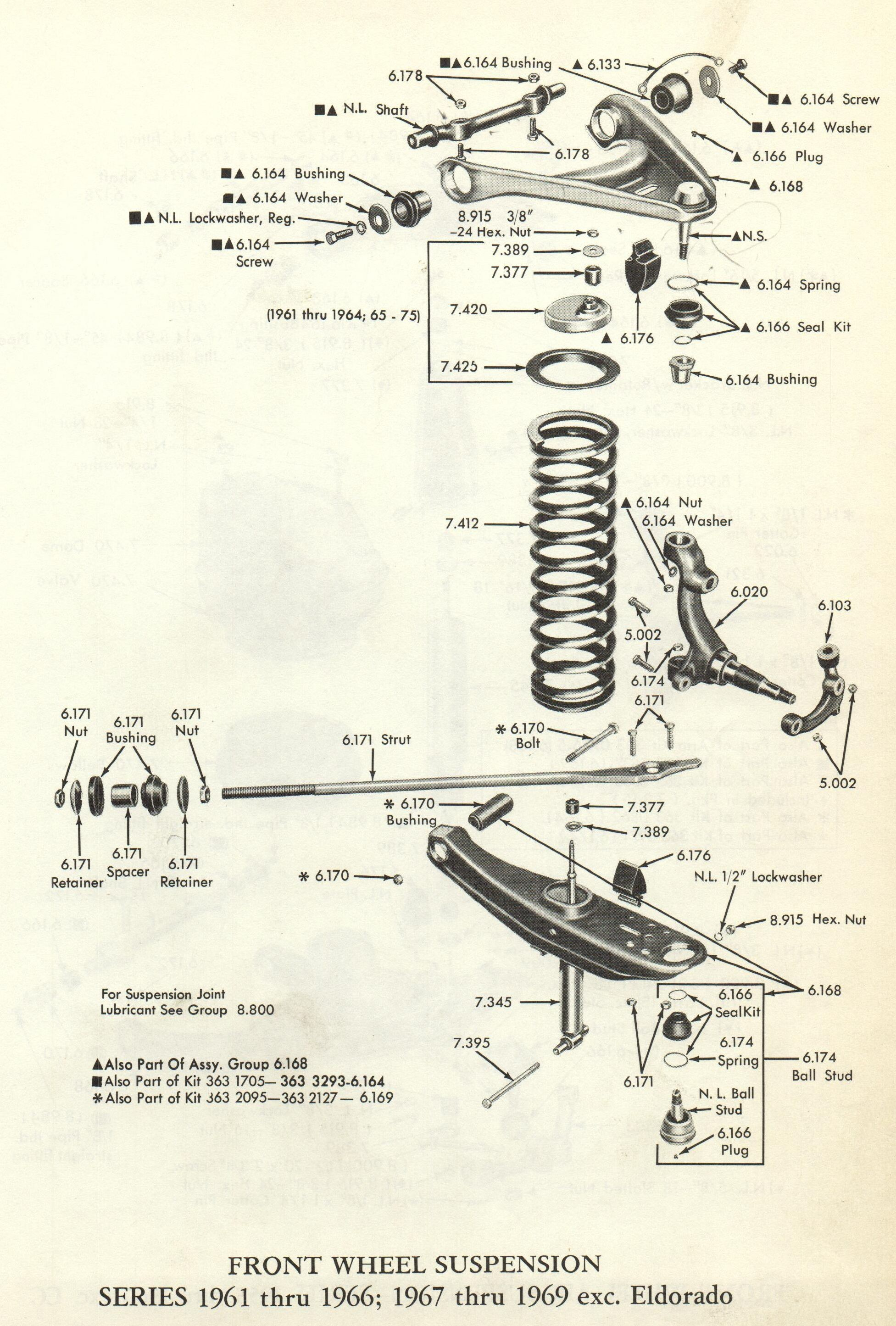 1964 Cadillac Wiring Diagram Collection - Wiring Diagram ...