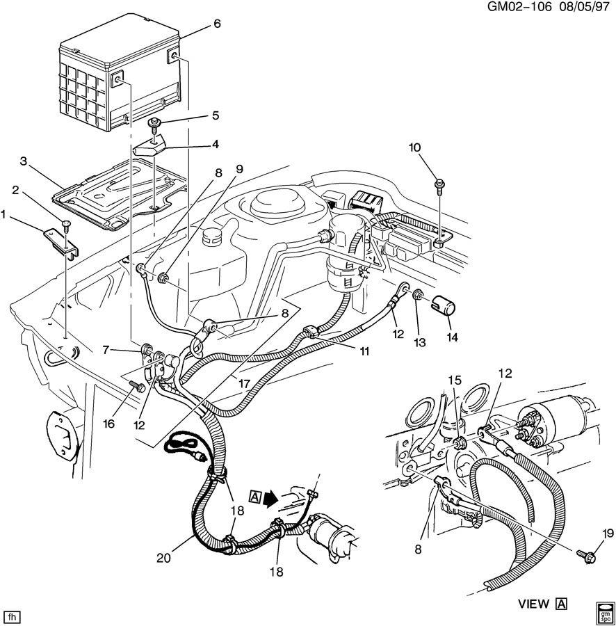 Cf 9000 Fuse Layoutcar Wiring Diagram Page 105