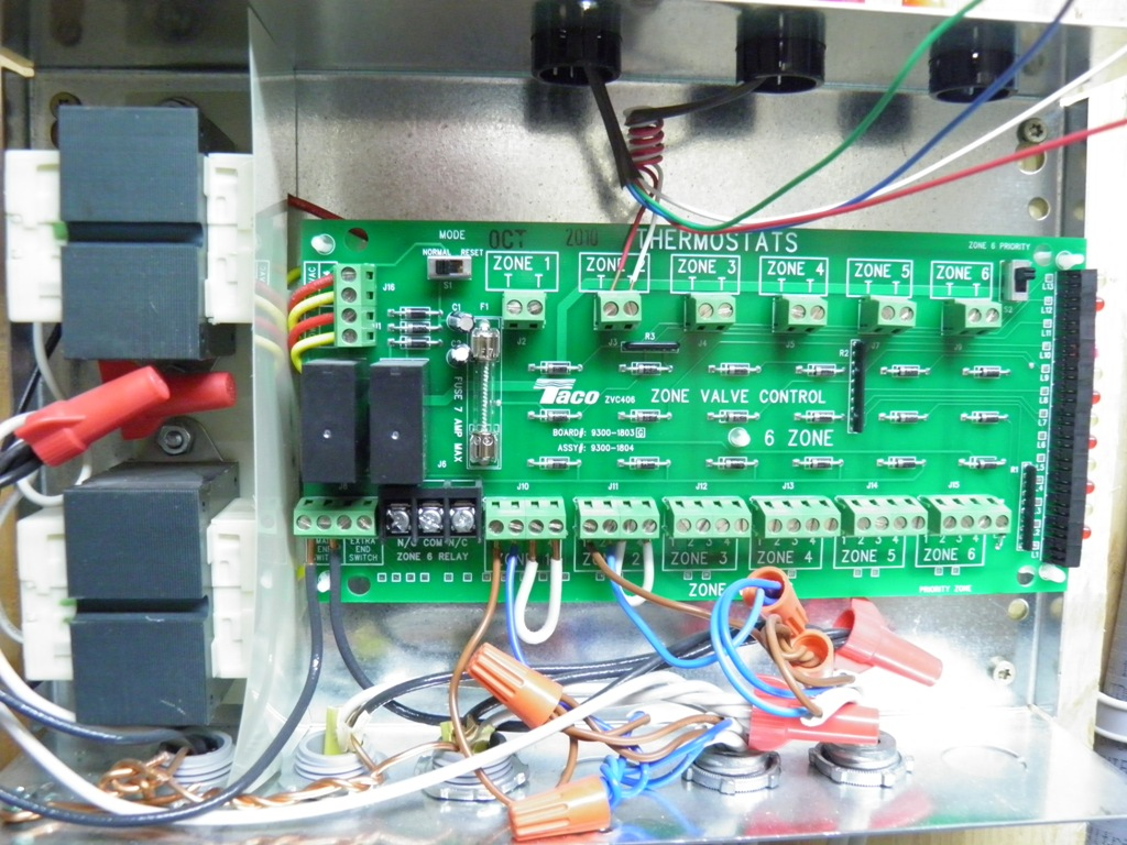 Taco Zvc406 Wiring Diagram