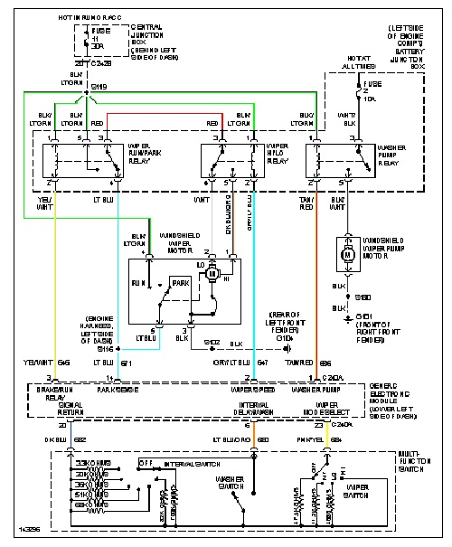 1973 ford f 250 ignition switch wiring diagram cn 2947  ford f 250 wiper motor wiring diagram schematic wiring  ford f 250 wiper motor wiring diagram