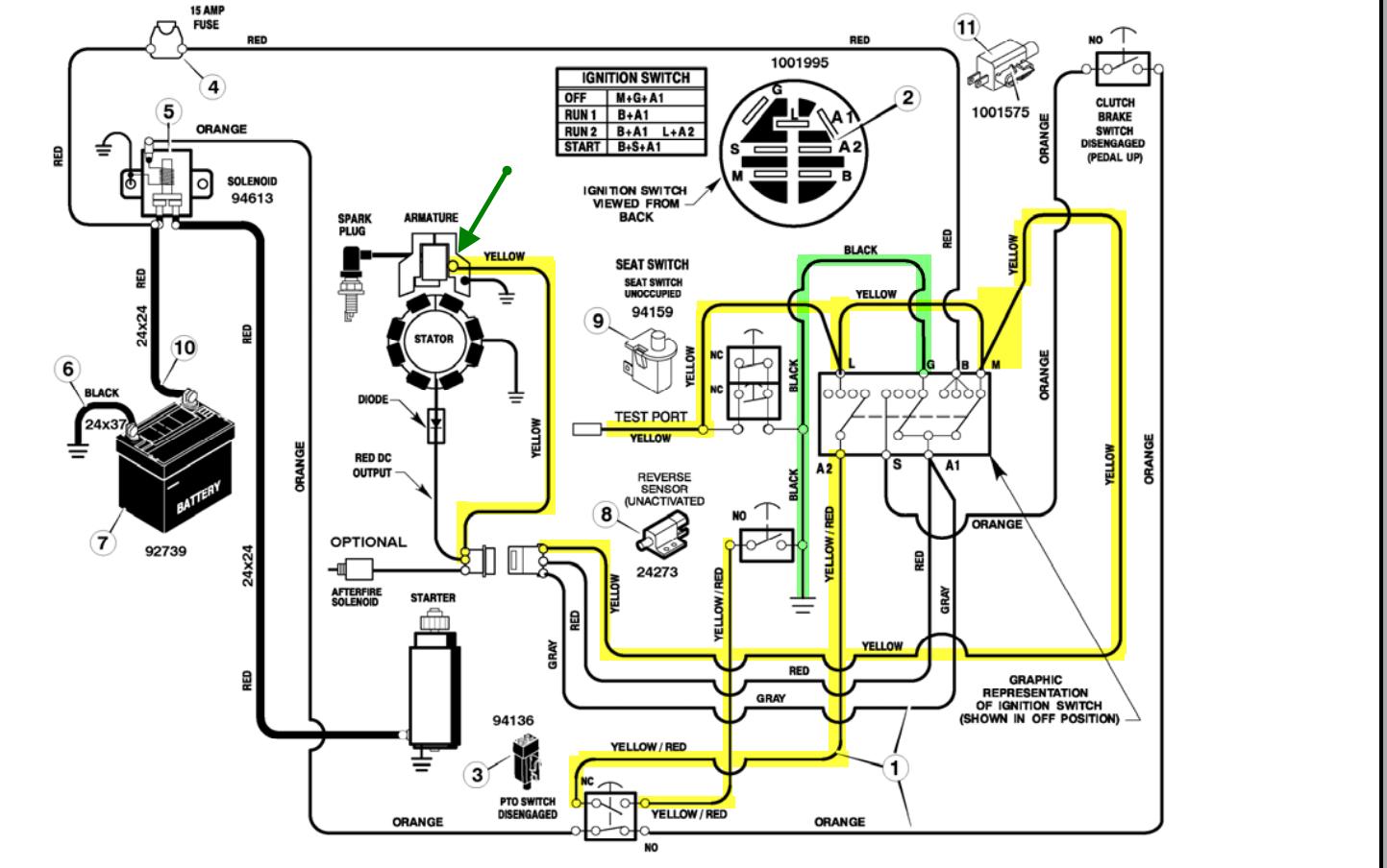 Remarkable 20 Hp Briggs Wiring Diagram Wiring Diagram Wiring Cloud Hemtegremohammedshrineorg