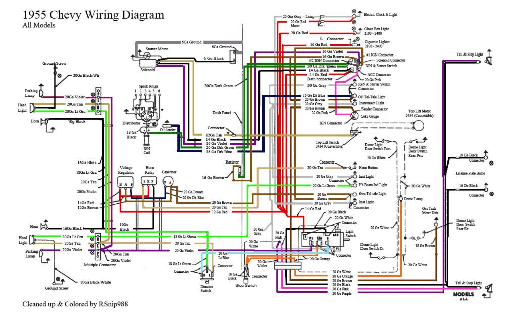 [DHAV_9290]  57 Chevy Horn Wiring - Wiring Diagrams   Wiring Diagram For 57 Chevy V8      karox.fr