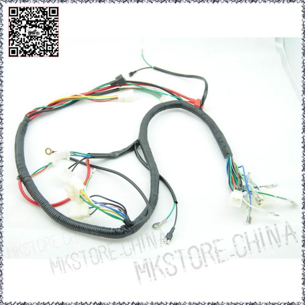 Lifan 110cc Engine Wiring Diagram