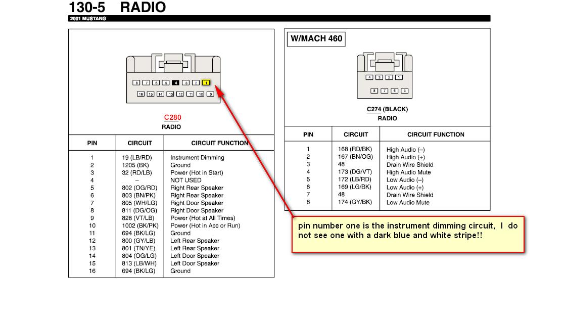bw_1209] 01 mustang radio wiring diagram schematic wiring  rosz epsy pap mohammedshrine librar wiring 101