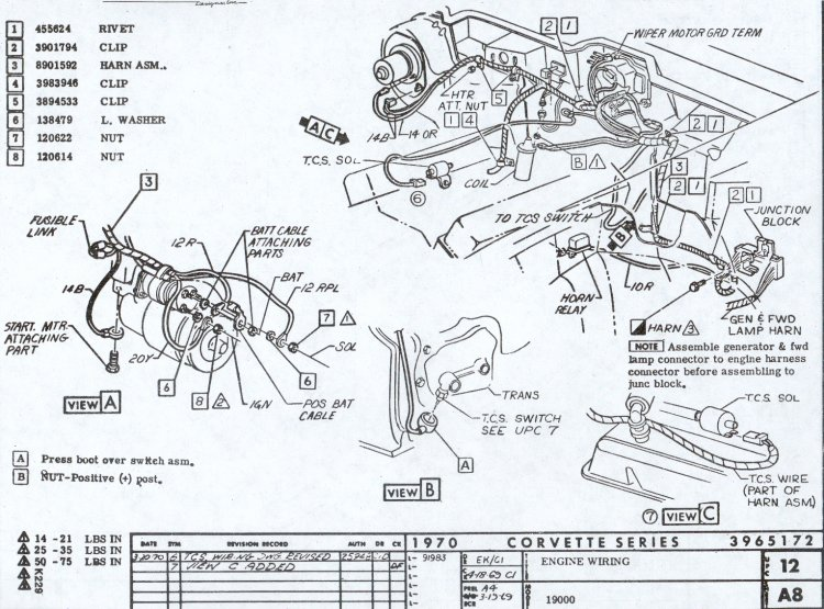 Rx 5431 1978 Firebird Wiring Diagram Wiring Diagram