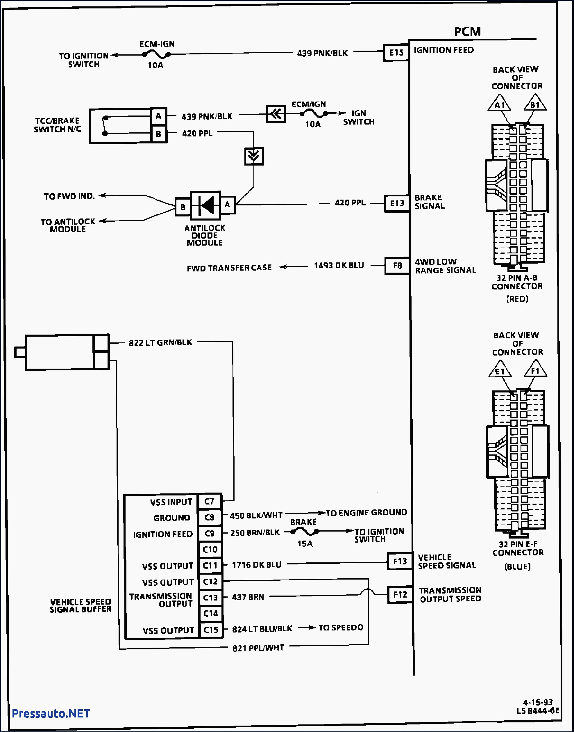Allison 1000 Transmission Wiring Schematic