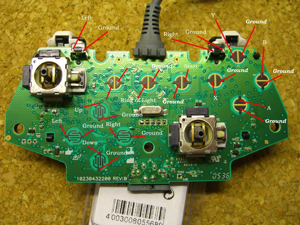360 controller wiring diagrams gh 1052  xbox 360 controller circuit board free diagram  xbox 360 controller circuit board free