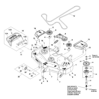 Xk 2594 Exmark Metro Parts Diagrams Exmark Mower Belt Diagram Exmark Metro 36 Download Diagram