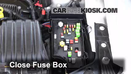 Fine 2008 Dodge Avenger Fuse Box Location Wiring Diagram G8 Wiring Cloud Waroletkolfr09Org