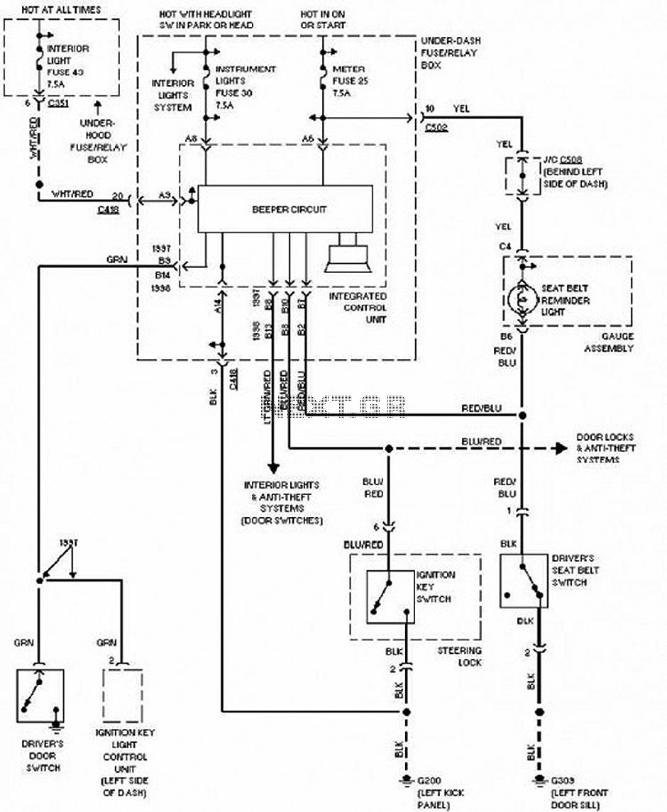 XN_8233] 2011 Honda Cr V Radio Wiring Diagram Schematic WiringBenol Stica Nnigh Weasi Emba Mohammedshrine Librar Wiring 101