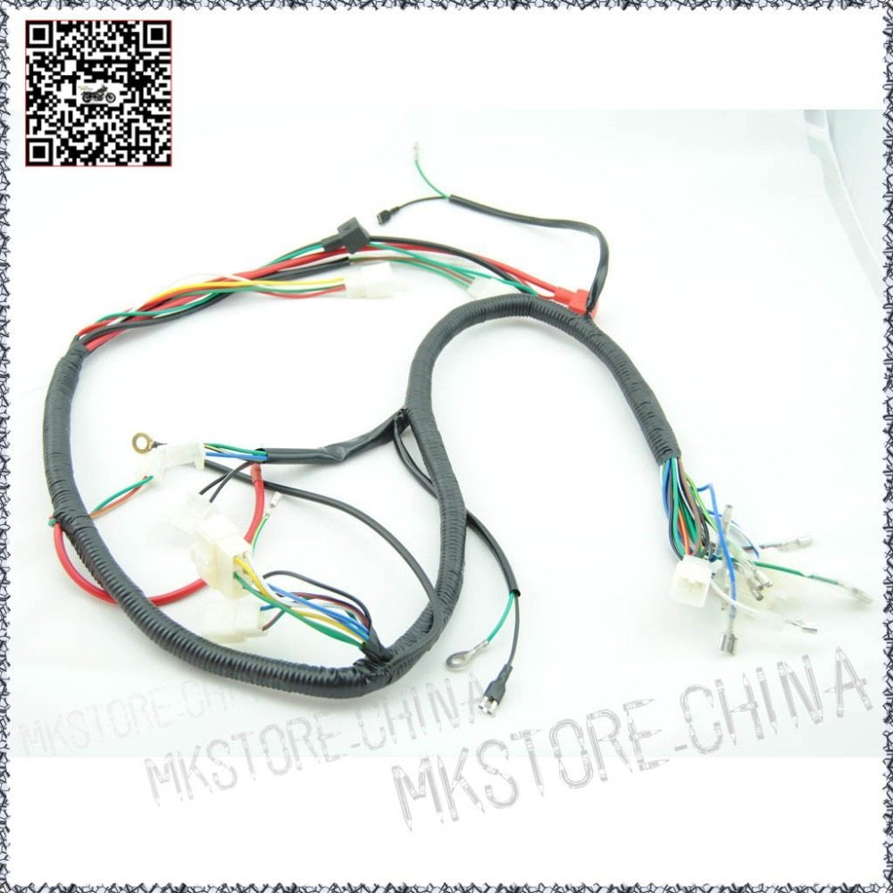 Eh 1985 Zongshen Wiring Harness Furthermore Cdi Wiring