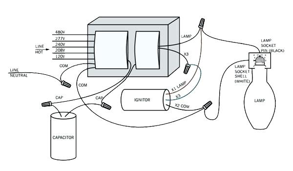 Metal Halide Wiring Diagram Canned Light Switch Wiring Diagram Fuses Boxs Pujaan Hati Jeanjaures37 Fr