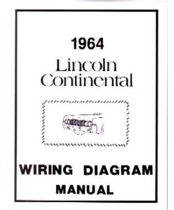 Fabulous 1964 Lincoln Continental Wiring Diagrams Wiring Cloud Grayisramohammedshrineorg