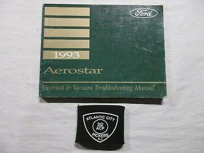 VB_2338 Ford Aerostar Wiring Diagram Free Diagram