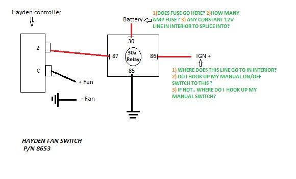 diagram 2011 polaris cooling fan relay wiring diagram full
