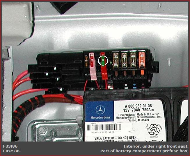 Awe Inspiring Mercedes Pre Fuse Box Wiring Diagram G9 Wiring Cloud Monangrecoveryedborg