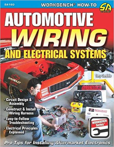 Admirable Automotive Wiring And Electrical Systems Workbench Series Tony Wiring Cloud Waroletkolfr09Org